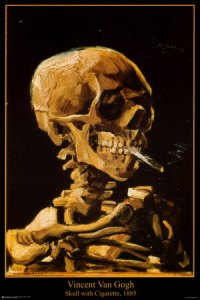 vincent-van-gogh-skull-with-cigarette-1885