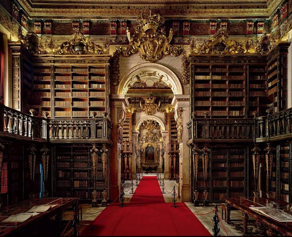Risultato immagini per biblioteca joanina