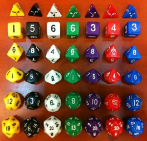Dungeons-and-Dragons-font-b-Game-b-font-16-20MM-D4-D6-D8-D10-D12-D20